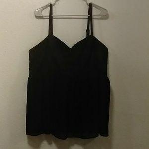 Black torrid blouse